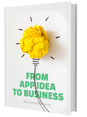 The cover of From App Idea to Business.
